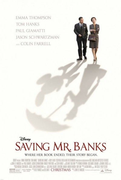 Poster Saving Mr. Banks (2013)
