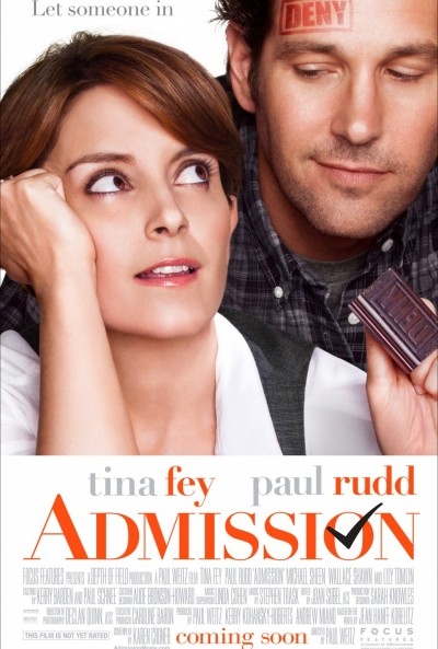 Poster Admission (2013)