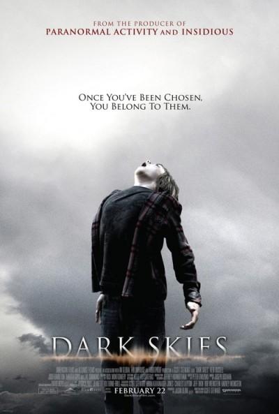 Poster Dark Skies (2013)