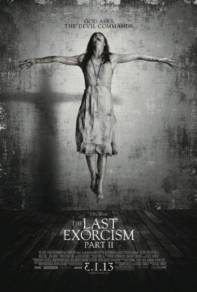 Poster The Last Exorcism Part II (2013)