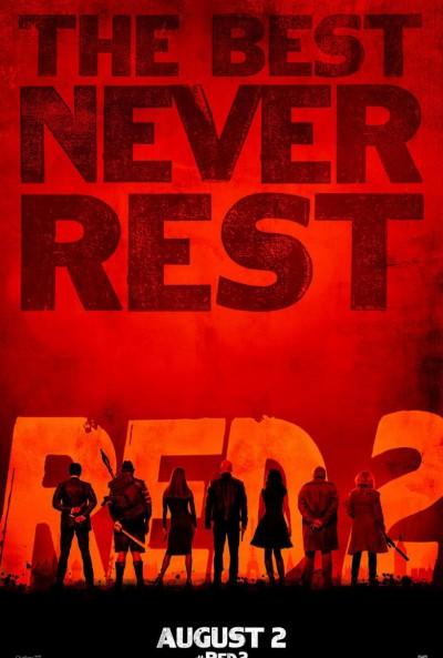 """Novo poster para """"Red 2"""""""