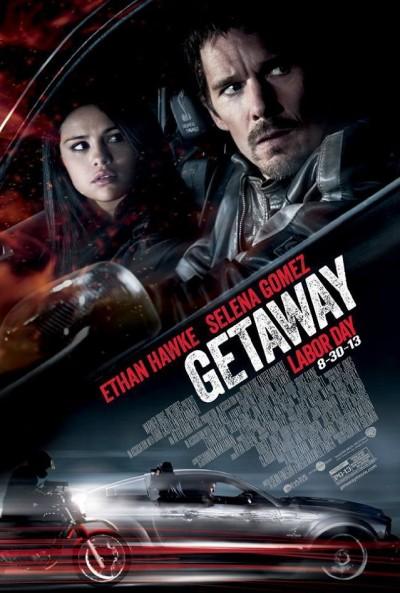 Poster Getaway (2013)