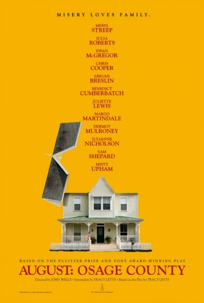 Poster August: Osage County (2013)