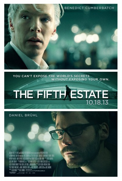 Poster The Fifth Estate (2013)