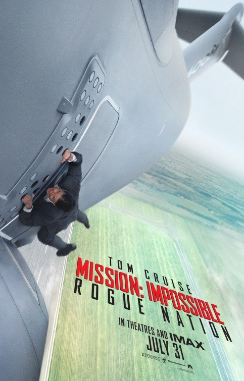 Poster Mission: Impossible - Rogue Nation (2015)