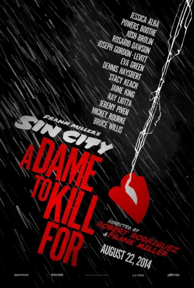 Poster Sin City: A Dame to Kill For (2012)