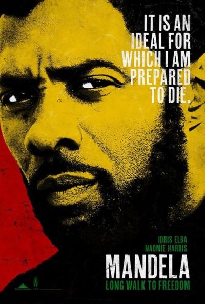 Poster Mandela: Long Walk to Freedom (2013)