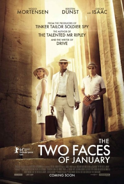 Poster The Two Faces of January (2013)