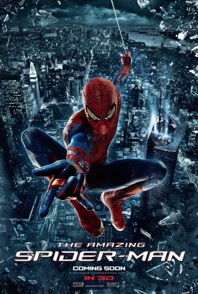 Poster O Fantástico Homem Aranha / The Amazing Spider-Man (2012)