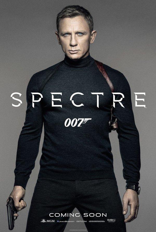 """Novo poster para """"007: Spectre"""""""