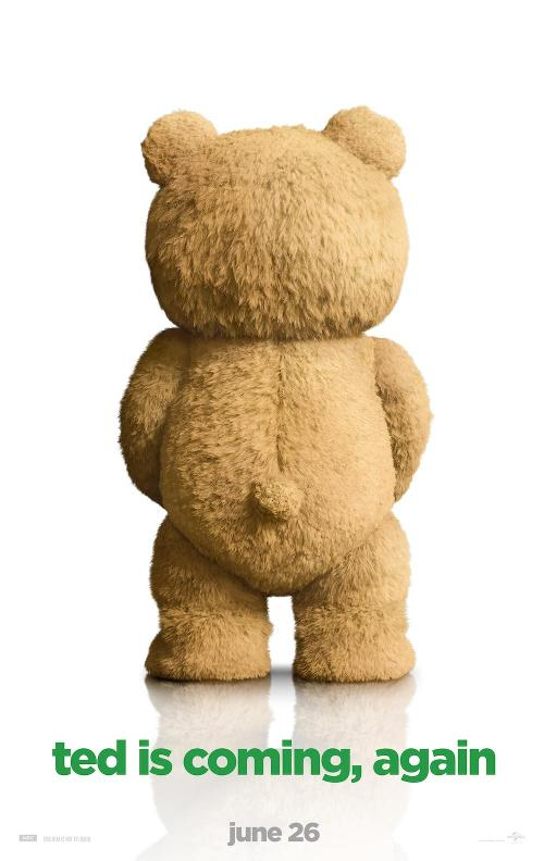 "Novo poster para ""Ted 2"""