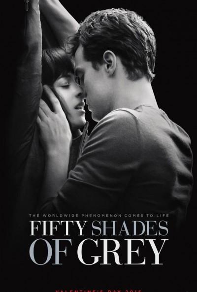 "Novo poster para ""As Cinquenta Sombras de Grey"" (Fifty Shades of Grey)"
