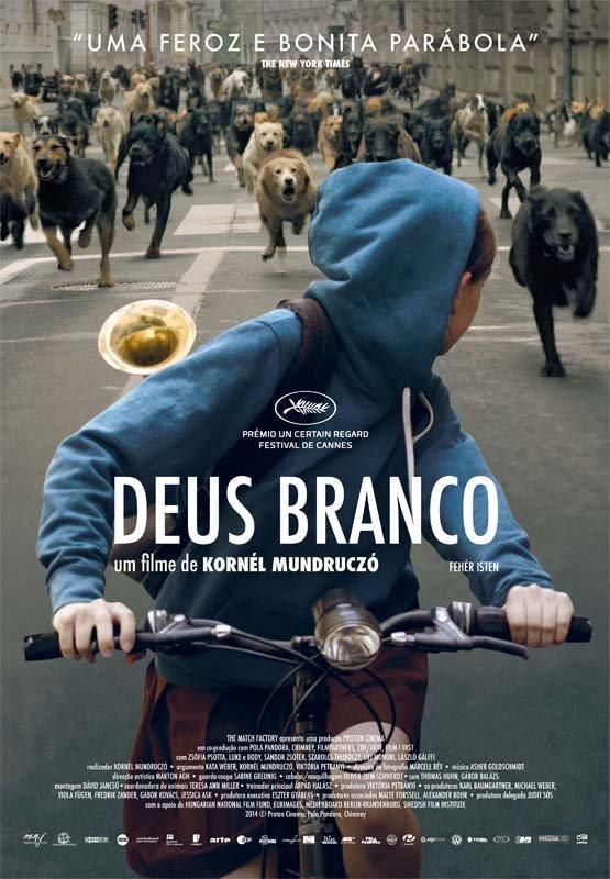 "Novo poster português para ""Deus Branco"" (Fehér Isten) - filmSPOT"