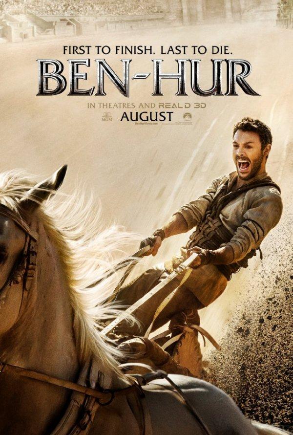 """Novo poster para """"Ben-Hur"""""""
