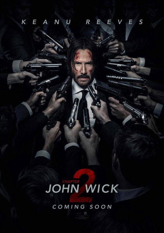 Poster John Wick: Capítulo Dois / John Wick: Chapter Two (2017)