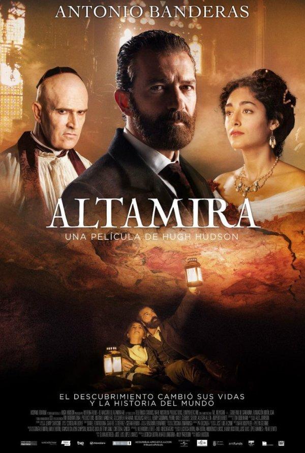 "Novo poster para ""Altamira"""