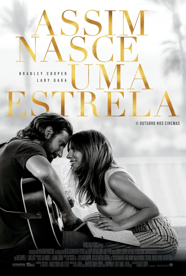 Cinema in Lagos - Assim Nasce Uma Estrela / A Star Is Born