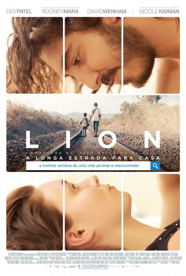 Lion A Longa Estrada Para Casa Lion 2016 Filmspot