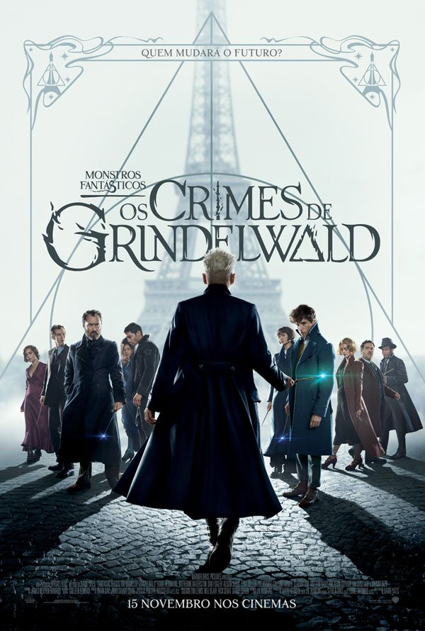 Cinema in Lagos - Monstros Fantásticos: Os Crimes de Grindelwald / Fantastic Beasts: The Crimes of Grindelwald