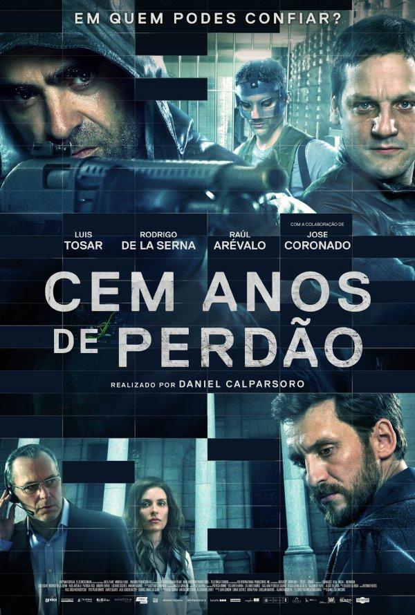 """Novo poster português para """"Cem Anos de Perdão"""" (Cien años de perdón)"""
