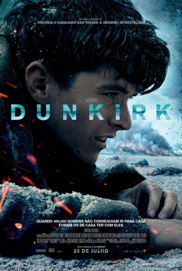 Poster Dunkirk (2017)