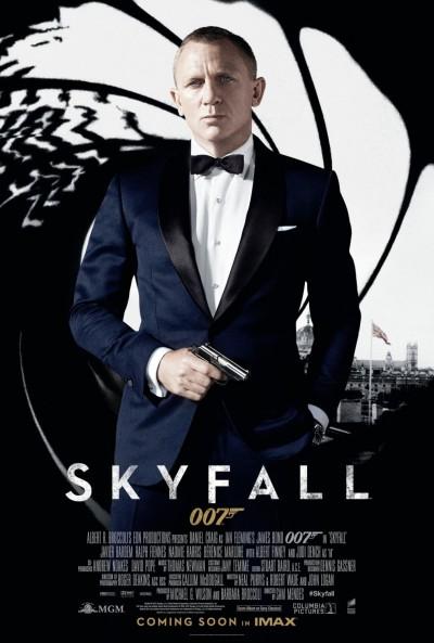 Poster 007 Skyfall / Skyfall (2012)