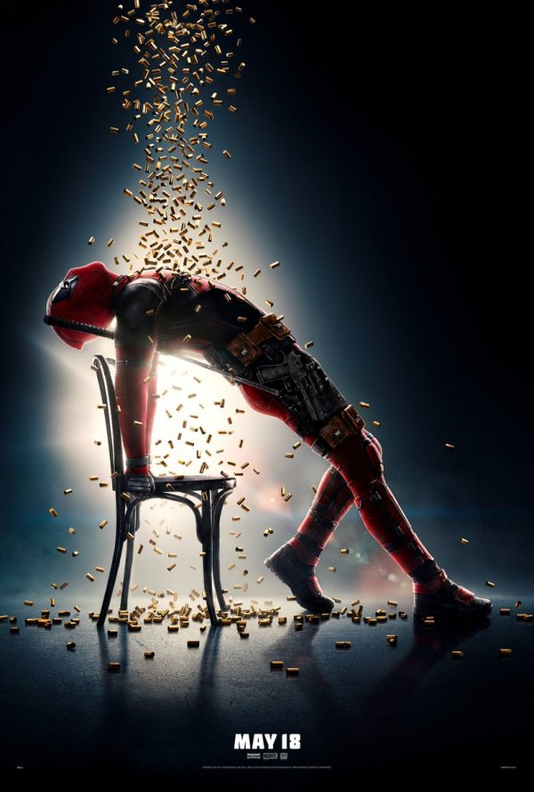 Poster Deadpool 2 (2018)