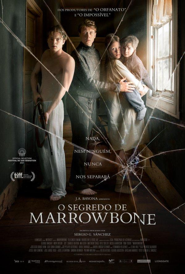 Resultado de imagem para o segredo de marrowbone poster