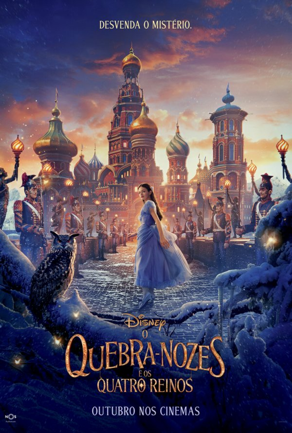Cinema in Lagos - O Quebra-Nozes e os Quatro Reinos / The Nutcracker and the Four Realms
