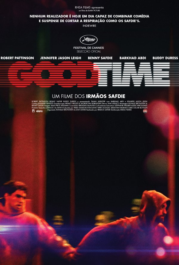 Good Time (2017) - filmSPOT
