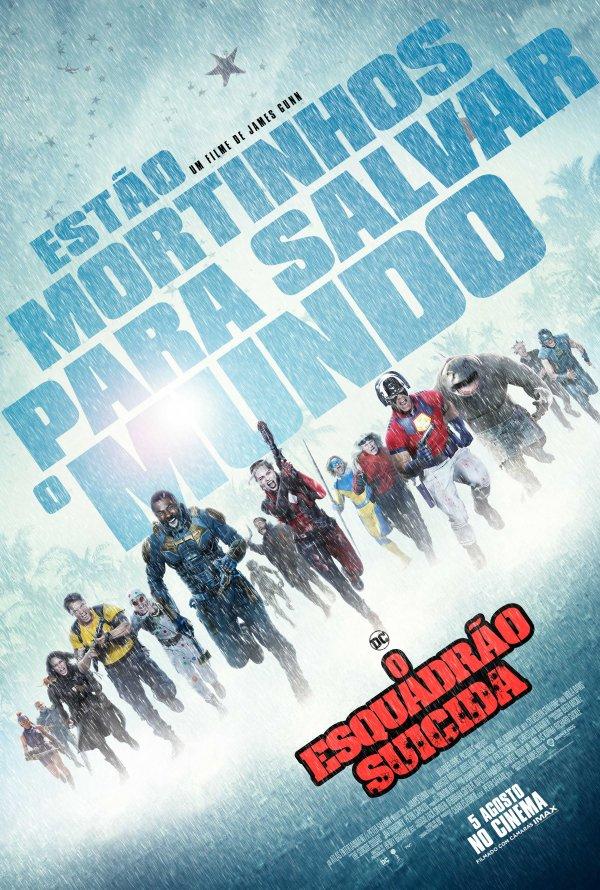 Poster O Esquadrão Suicida / The Suicide Squad (2021)