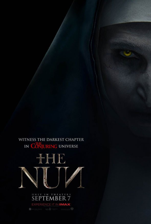 Poster The Nun - A Feira Maldita / The Nun (2018)