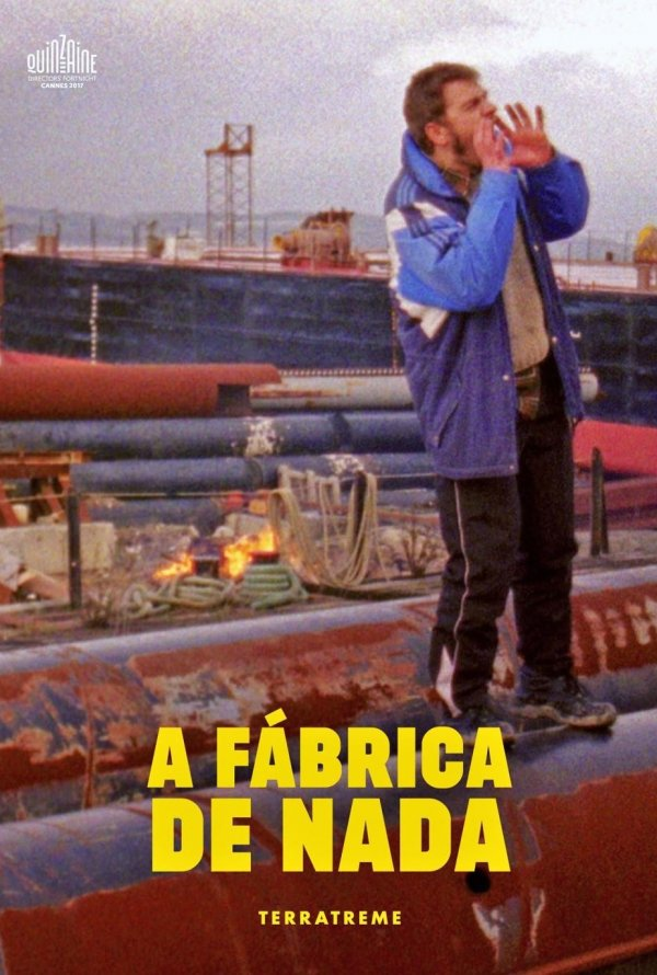 """Képtalálat a következőre: """"Fábrica de Nada poster"""""""