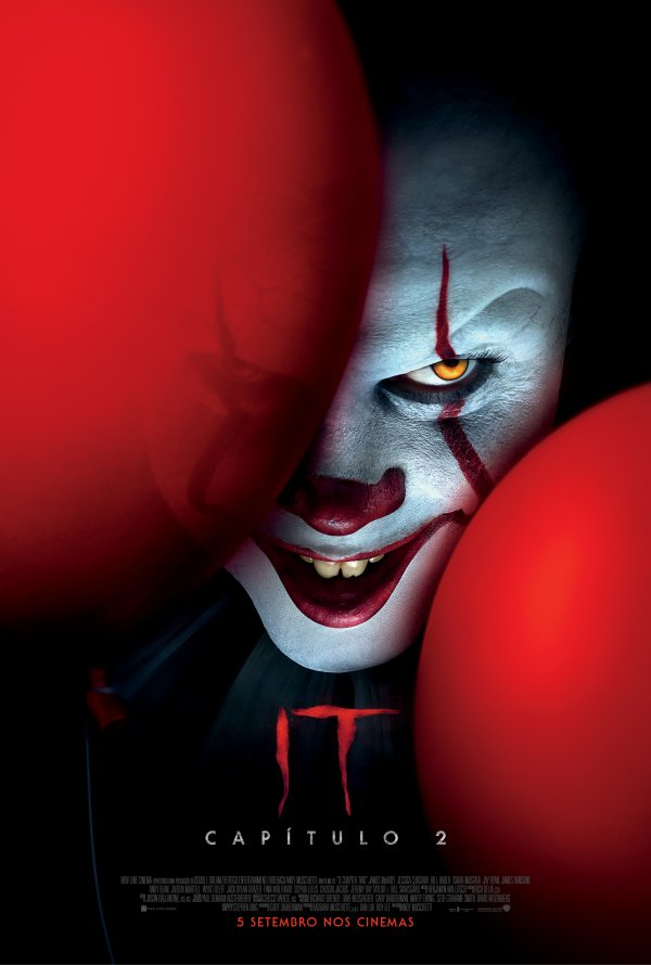 Cinema in Lagos - It: Capítulo 2 / It: Chapter Two