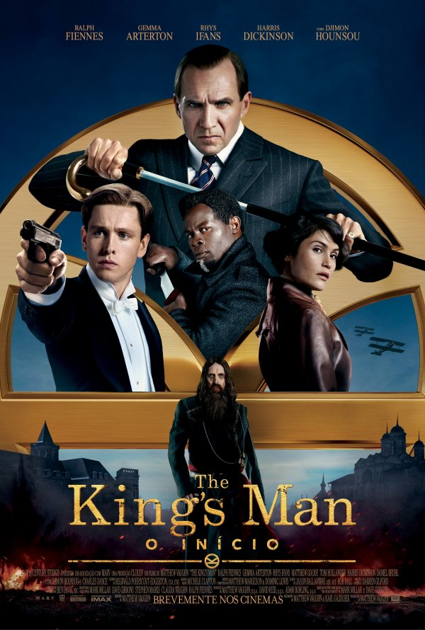 Poster The King's Man: O Início / The King's Man (2020)