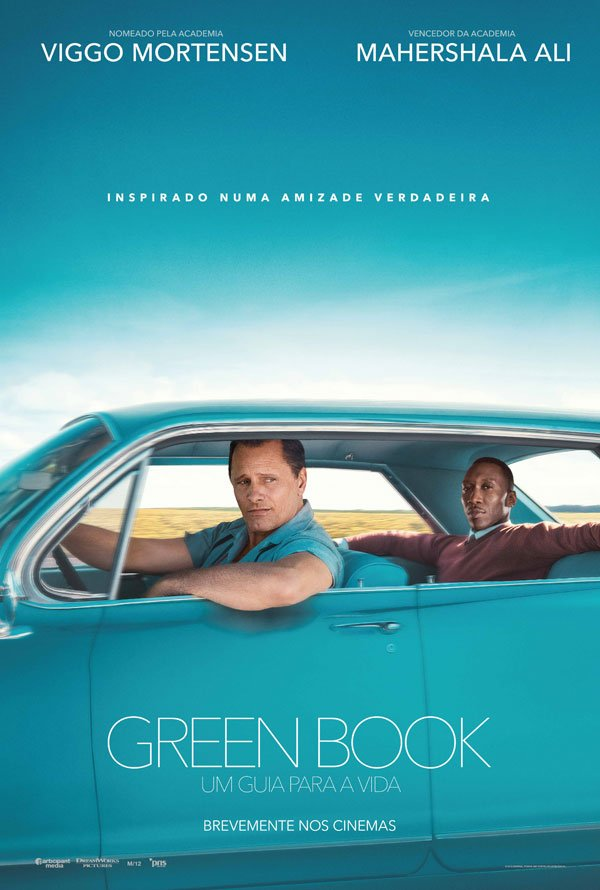 Cinema in Lagos - Green Book - Um Guia Para a Vida / Green Book