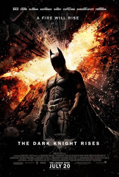 Poster O Cavaleiro das Trevas Renasce / The Dark Knight Rises (2012)