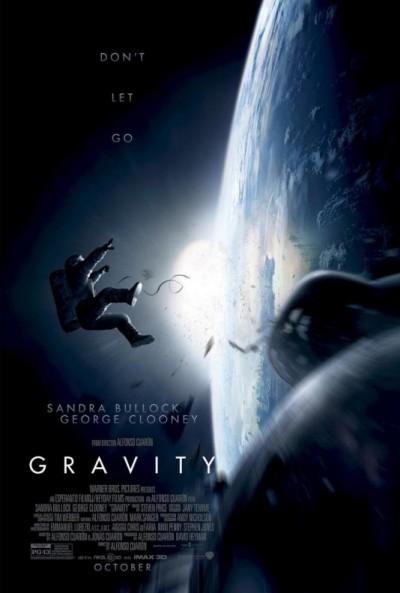 "Novo poster para ""Gravidade"" (Gravity)"