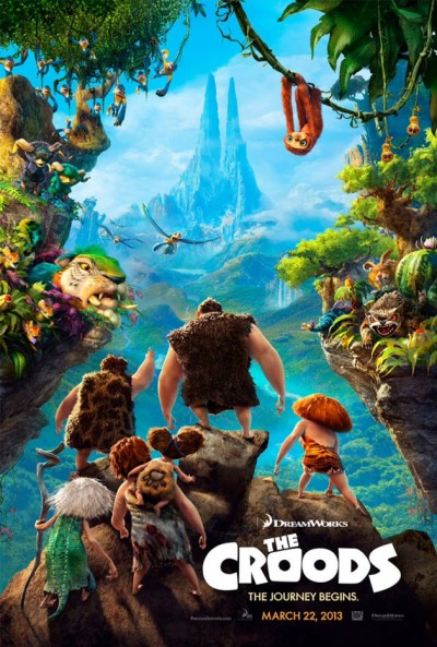 Poster The Croods (2013)