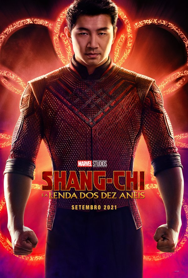 Poster Shang-chi e a Lenda dos Dez Anéis / Shang-Chi and the Legend of the Ten Rings (2021)