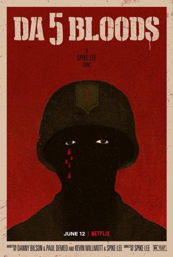 Poster Da 5 Bloods (2020)
