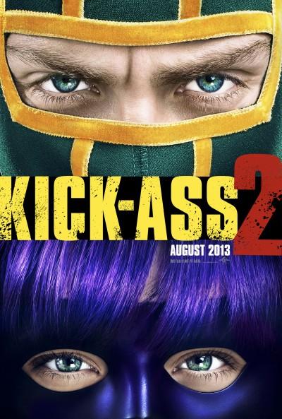 Poster Kick-Ass 2 (2013)