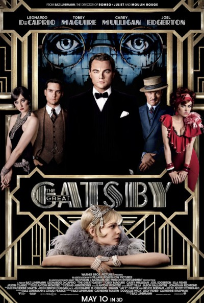 Poster The Great Gatsby (2012)