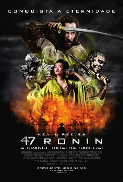 Poster 47 Ronin: A Grande Batalha Samurai / 47 Ronin (2013)
