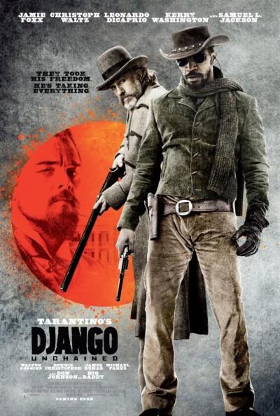 """Nova data de estreia: """"Django Libertado"""" (Django Unchained)"""