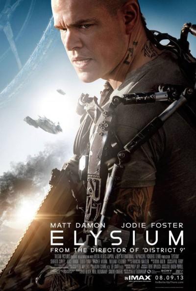 Poster Elysium (2013)