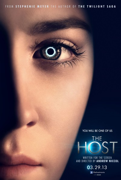 Poster The Host (2013)