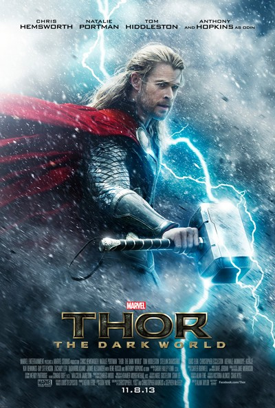 Poster Thor: The Dark World (2013)