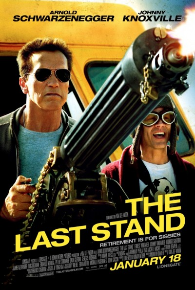 Poster The Last Stand (2012)