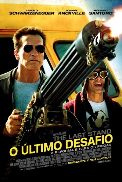 Poster O Último Desafio / The Last Stand (2012)